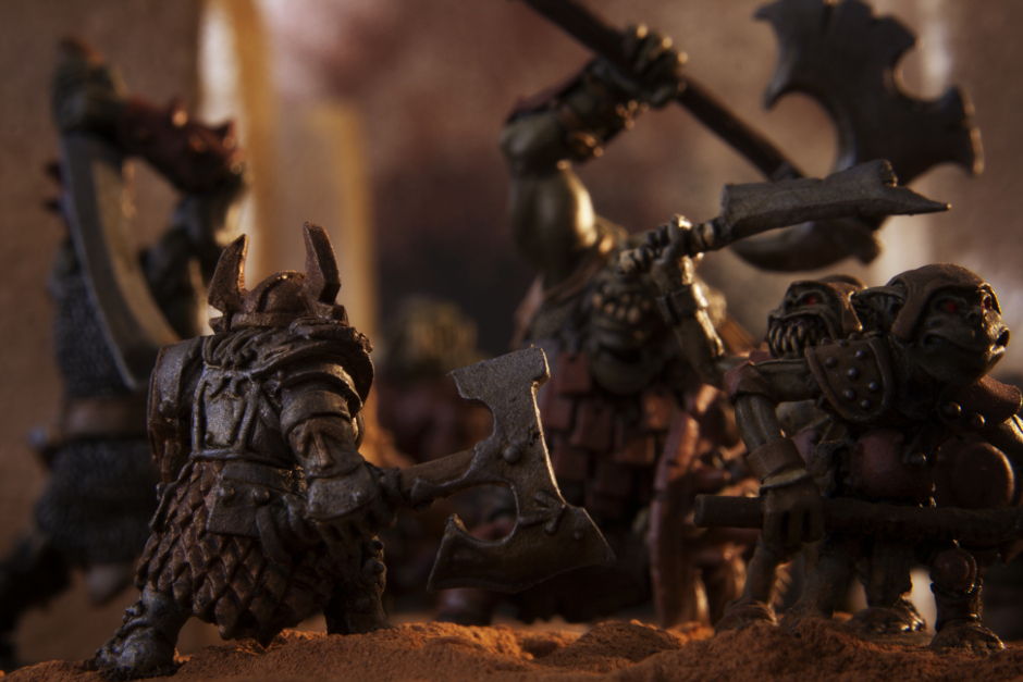 Heroic Scale Preview #1