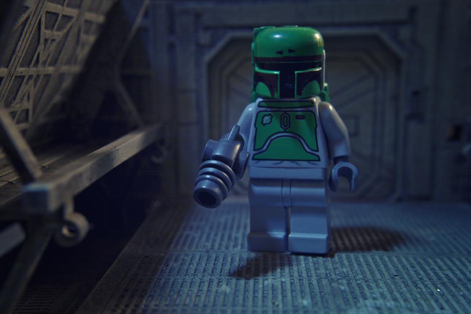 Lego Fett