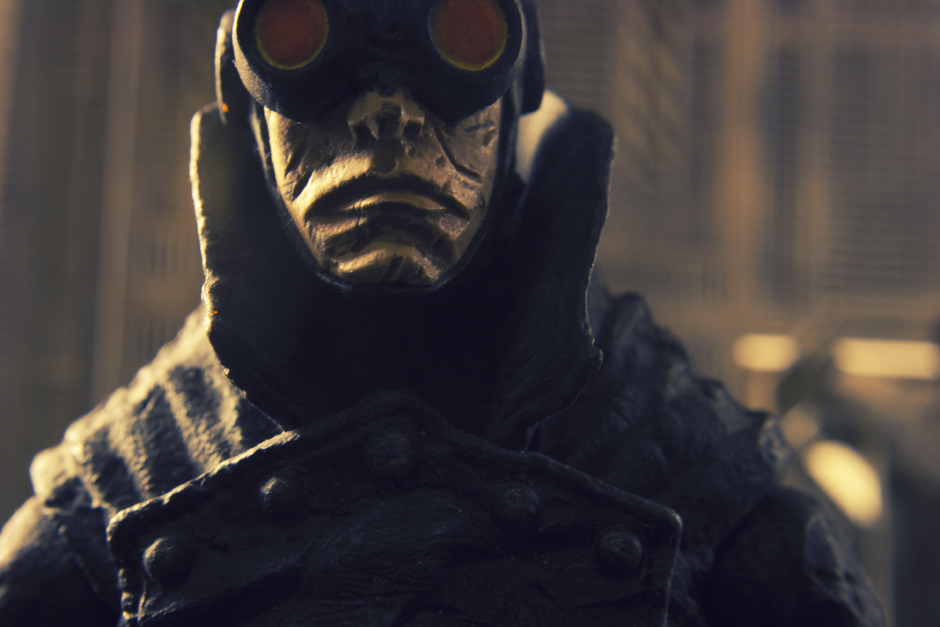 lobster johnson el dave photography
