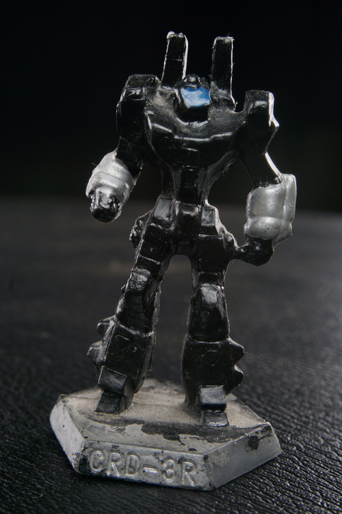 First Model