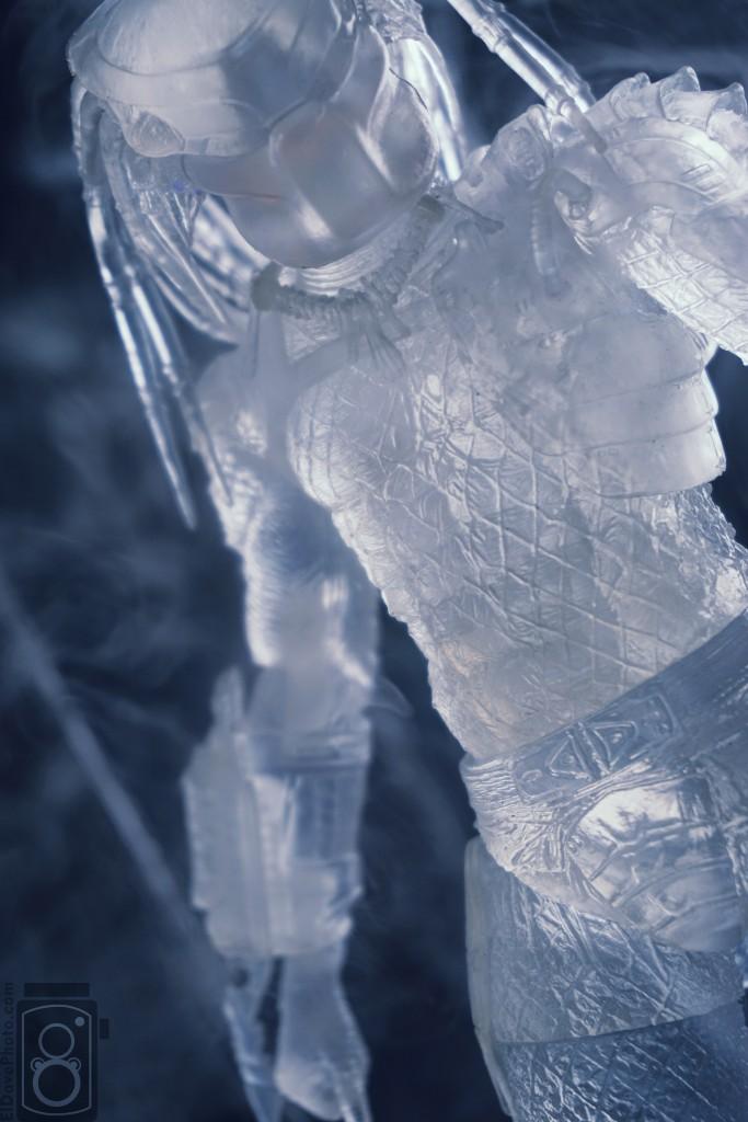 Cloaked Predator-Watermarked