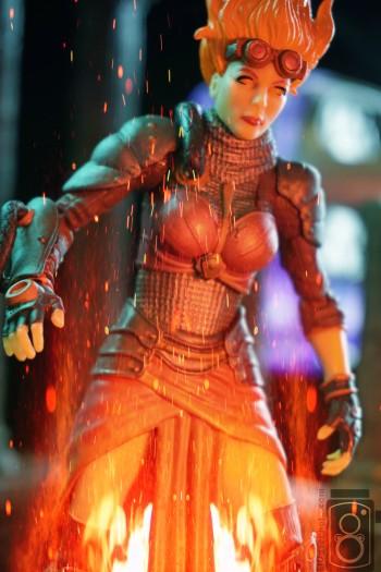 Chandra, Firewalker
