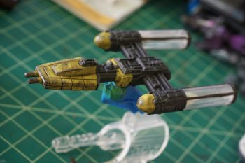 Yellow Jacket Y-Wing